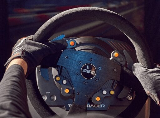 Thrustmaster Sparco R383 Mod Rally Add-On